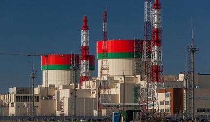 «Росатом»: Началась загрузка ядерного топлива на энергоблоке N1 Белорусской АЭС