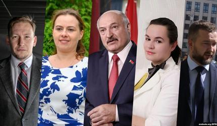 Европейские страны требуют «справедливых выборов» в Белоруссии