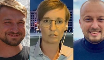В Белоруссии задержали штатных корреспондентов телеканала «Настоящее время»
