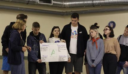 Адаптеры СПбПУ проходят летнюю школу в лагере «Северный»