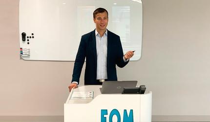 Выпускник СПбПУ – об успешной карьере в Daimler AG