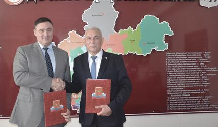 ДОСААФ Иркутской области и администрация Иркутска заключили соглашение