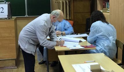 В Люберцах проходят дополнительные выборы депутатов в местный Совет депутатов