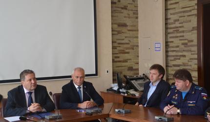ДОСААФ и главный вуз Прибайкалья заключили соглашение о сотрудничестве