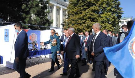 Юбилей Донского государственного технического университета