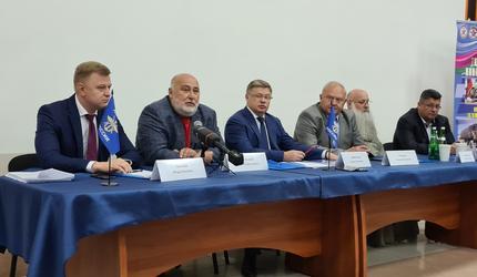 Борис Левитский избран председателем ДОСААФ Кубани