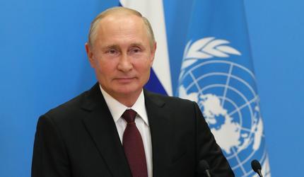 Путин предложил США одобрить комплексную программу в сфере кибербезопасности