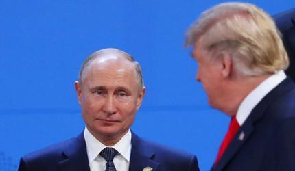 Путин, Трамп и Макрон призвали к прекращению боевых действий в Карабахе