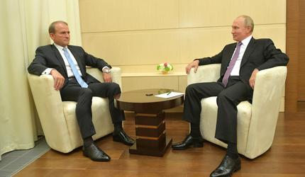 Путин заявил о готовности к восстановлению российско-украинских отношений