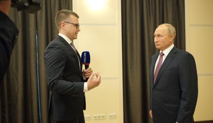 Путин прокомментировал ситуации в Карабахе и Киргизии