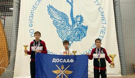Юные каратисты в Санкт-Петербурге завоевали призы турнира «Кубок надежд»