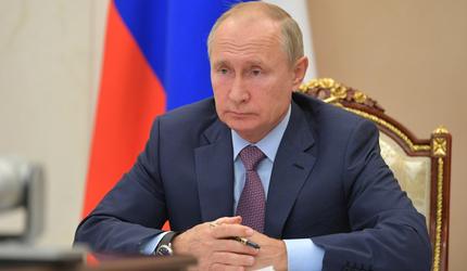 Путин одобрил закон об исполнении бюджета за прошлый год