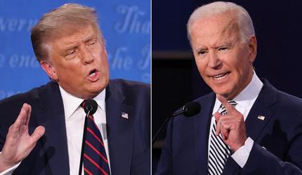 CNN: Семь выводов из финальных дебатов Трампа и Байдена