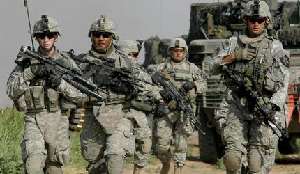 Американская армия совершила набег на лидеров Аль-Каиды* в Сирии