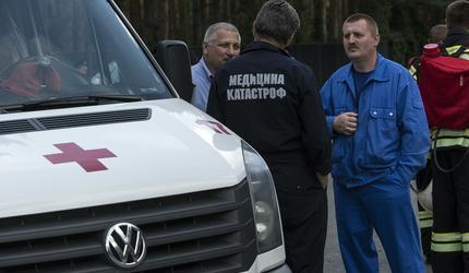 После взрыва в Военной академии в Петербурге возбудили уголовное дело