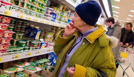 Пенсионерам нужна специальная еда