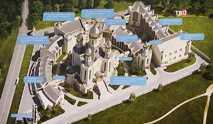 Самый большой храм Москвы построят в Северном Бутове