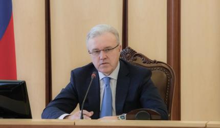 Есть ли у губернатора Красноярского края вид на жительство в НАТОвской стране?