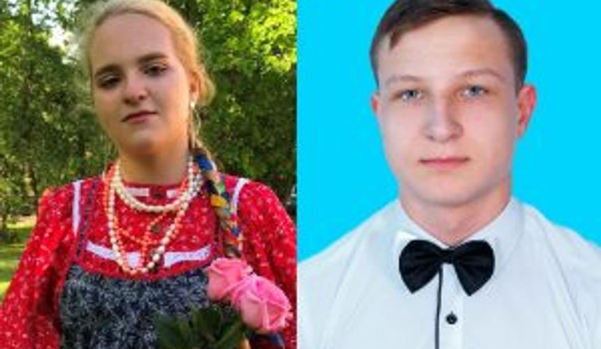 Ольга Зинина и Данила Балашов