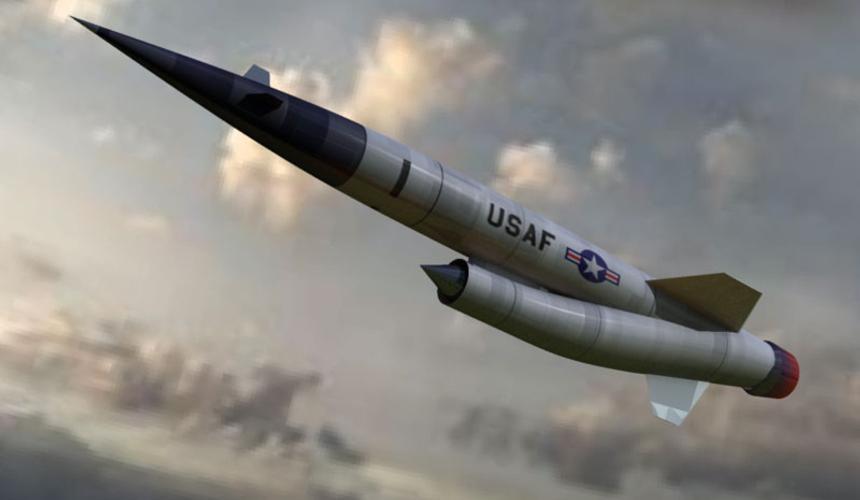 Плутон — предполагаемый вид ракеты «Плутон»