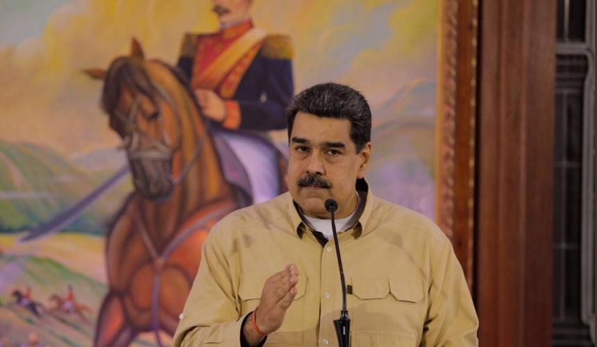 Nicolás Maduro Twitter