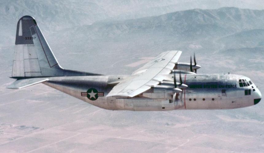 Lockheed C-130A/H Hercules Аirwar.ru