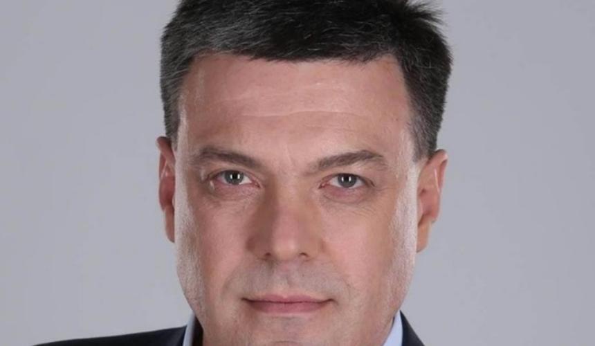 телеграм - канал Олега Тягнибока