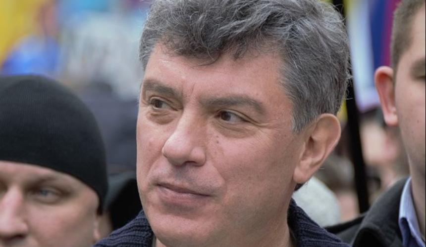Борис Немцов. Фото из Википедии