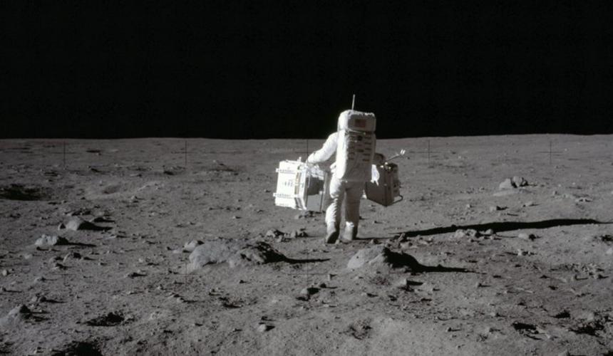 Фото: Neil Armstrong/NASA via AP