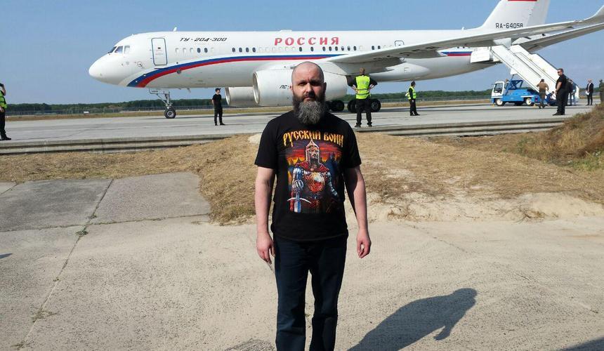 Фото из телеграмм канала «Железный зек» Игоря Кимаковского